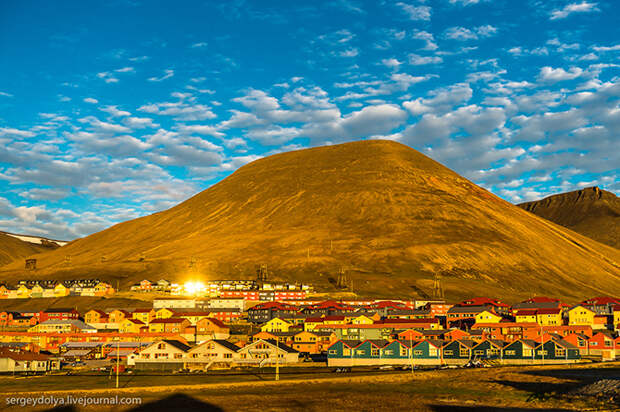 Самый северный город в мире