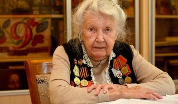 103-летняя уроженка города Абдулино привилась от коронавируса