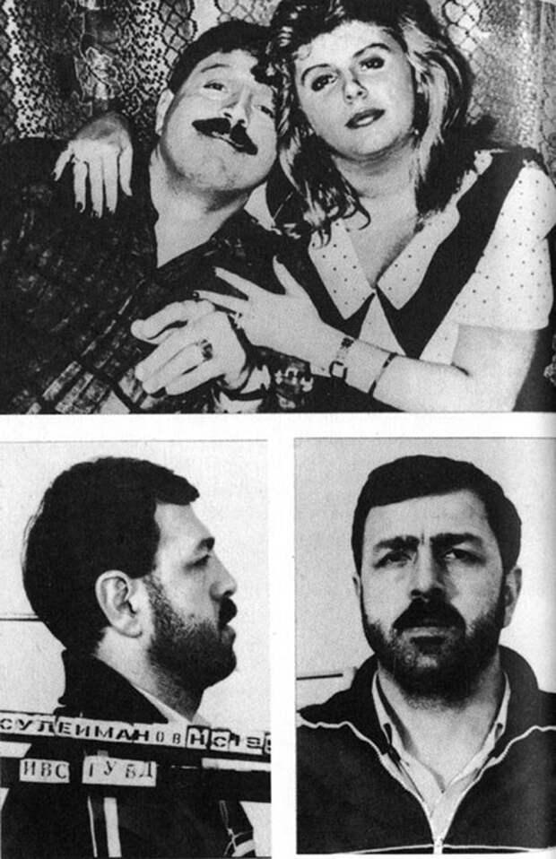 Робин Гуд из Грозного - лидер чеченской группировки Николай Сулейманов (кличка Хоза).