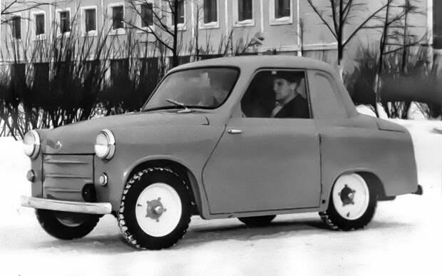 Нестандартный ГАЗ-М18 обошелся без педали сцепления