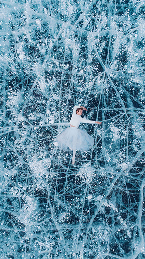 Фотохудожница считает Байкал очень духовным местом.