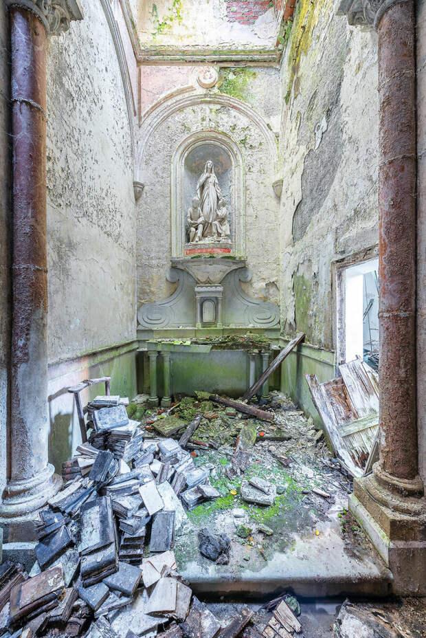 Покинутые храмы Европы