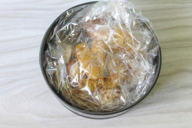 Запеченные свиные ребрышки в цитрусовом маринаде