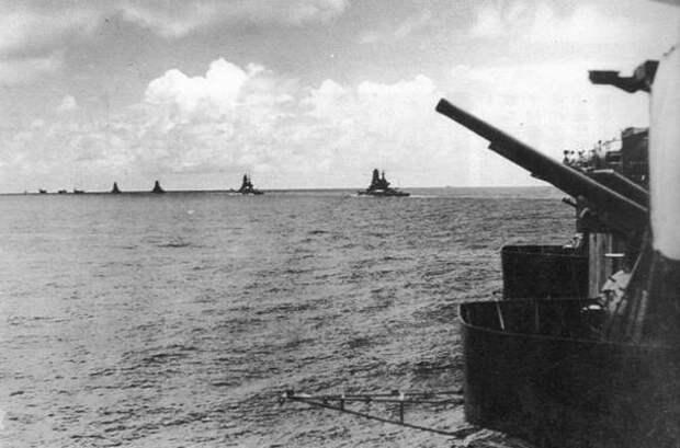 Морские истории. Пятница, 13-е или мордобой у Гуадалканала