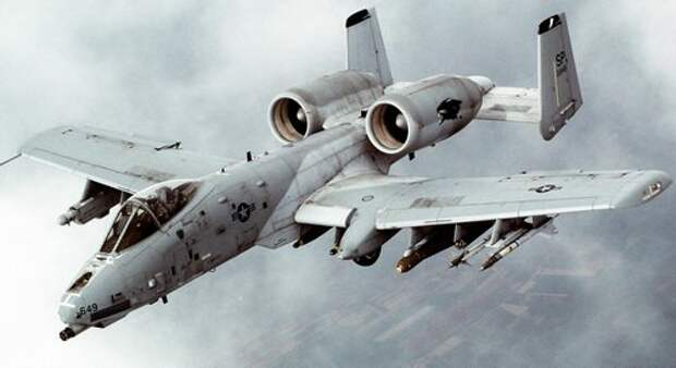Дебаты о судьбе штурмовиков А-10 ВВС США продолжаются