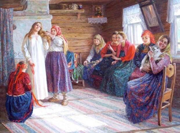 Невеста подбиралась сыну родителями. /Фото: tden.ru