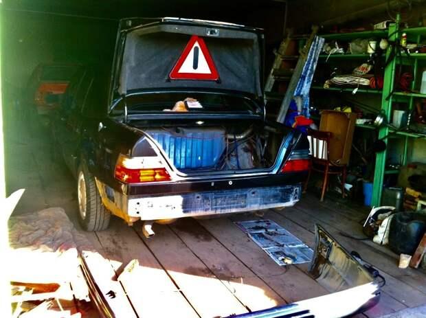 Мой опыт обслуживания Mercedes w124.