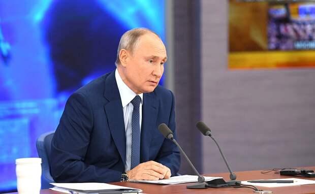 Дело Фургала – уголовное, а не политическое, заявил Путин