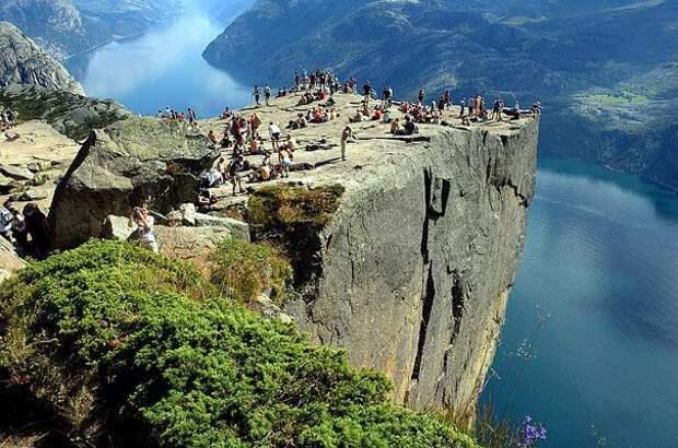 Прекестулен (Норвегия) (2)