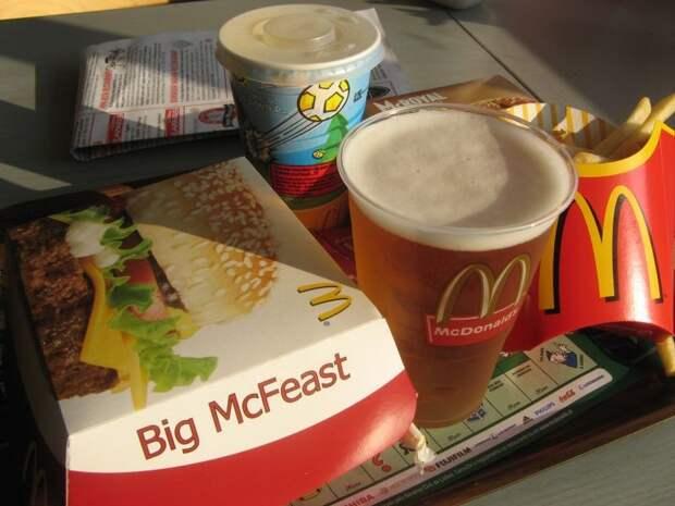 25 уникальных блюд, которые предлагают рестораны McDonald's в разных странах