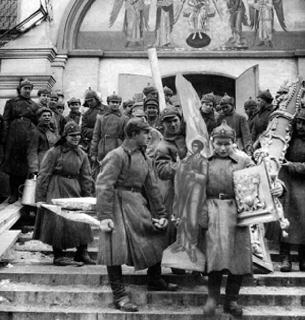 СИНОД РПЦ в 1917г. БЛАГОСЛОВИЛ СВЕРЖЕНИЕ ЦАРЯ И РЕВОЛЮЦИЮ