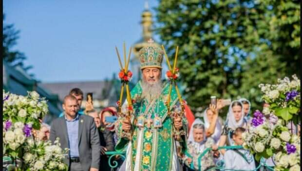 В УПЦ отметили святые именины и 50 лет монашества Митрополита Онуфрия