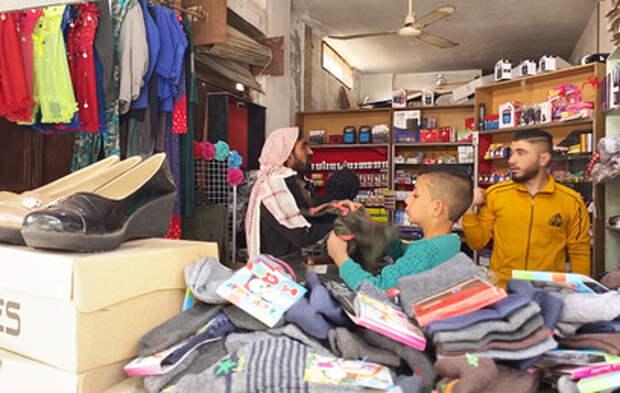 Сирийский Тадмор готовится принять первых туристов