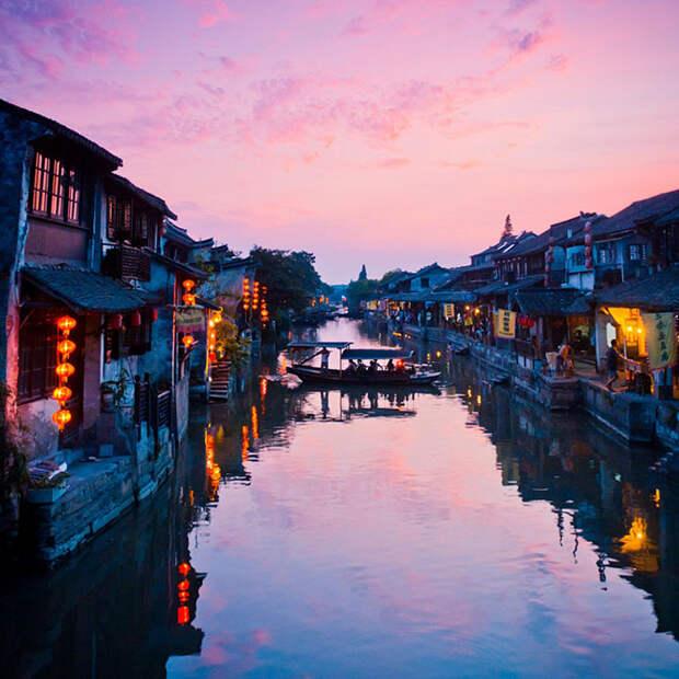 25 крошечных городов, которые слишком хороши, чтобы быть реальностью