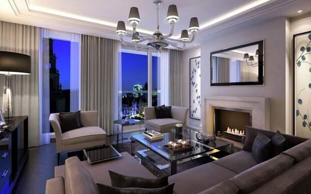Самые лучшие квартиры в мире