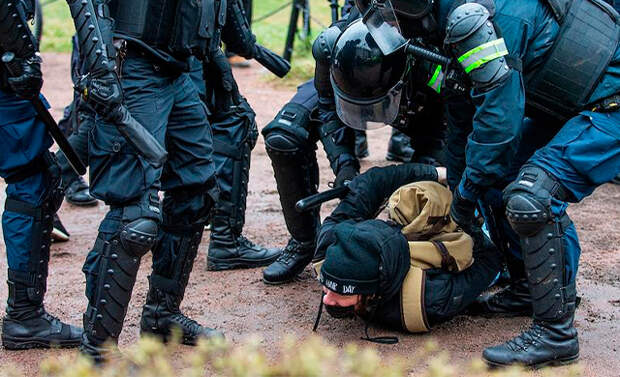 Митинги в поддержку Навального — почему в Москве акция прошла мирно, а в Петербурге были избиения и электрошокеры?