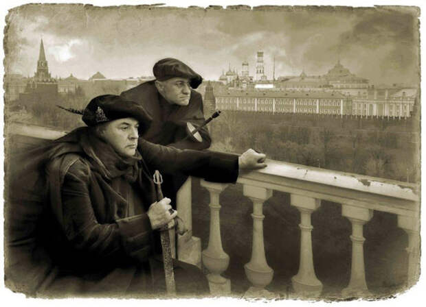 «Мастер и Маргарита»: потрясающая серия фотоиллюстраций от Елены Мартынюк