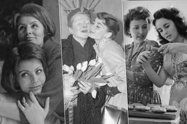 Как выглядели мамы Мэрилин Монро, принцессы Дианы и других икон стиля XXвека