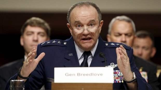 Главком НАТО: Россия сама решила стать врагом США