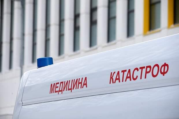 Семилетний мальчик разбился после падения из окна 14 этажа в Подмосковье