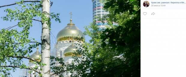 Храм в Ростокине планируют достроить в этом году — Лёвкин