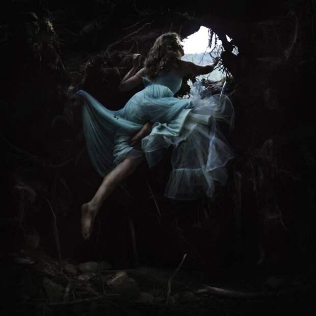 Погружение в сюрреалистические сны фотографа-самоучки
