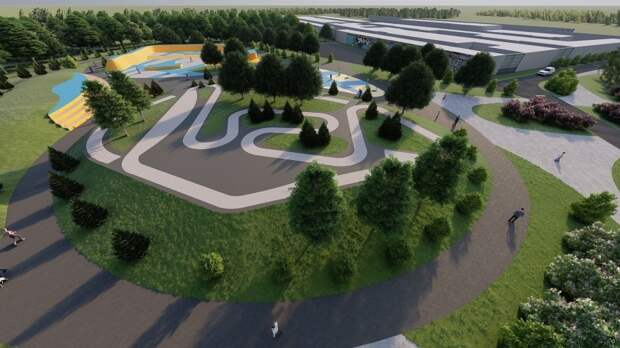 Скверы, дороги и поликлиники. Что обещают построить в Петербурге в 2021 году