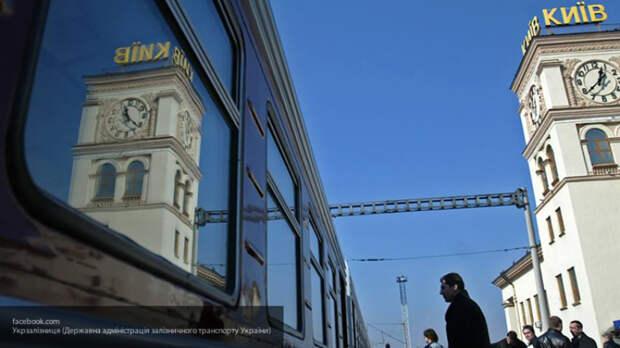 """""""Завтра замерзнем, если остановятся поставки угля"""": эксперт Марунич предупредил Киев о рисках запрета железнодорожного сообщения с Россией"""