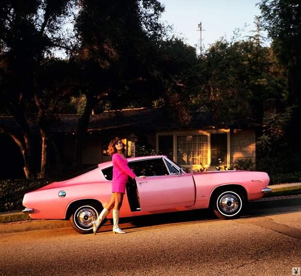 Девушки Playboy и их автомобили