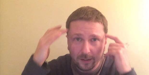 Шарий: Гумконвой привез кокаин для украинских СМИ?!  (ВИДЕО)