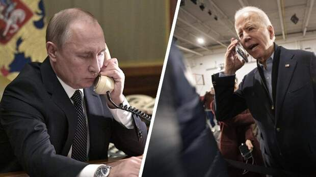 Как звонок Байдена Путину «растоптал» демократию в России