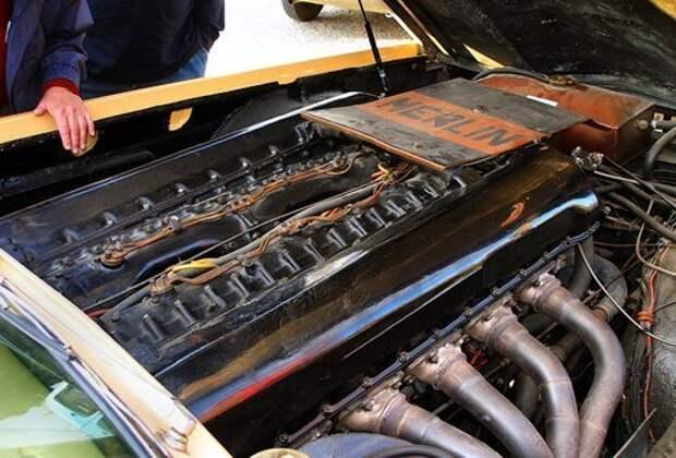 Зверюга: История автомобиля с двигателем от истребителя