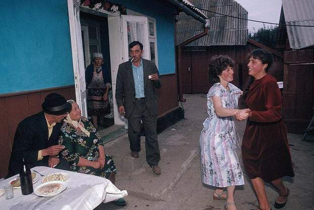 В преддверии 90-ых: Украинская ССР в 1988 году.