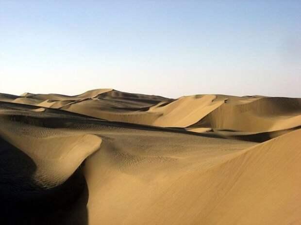 Пустыня Такла-Макан, Китай природа, пустыня