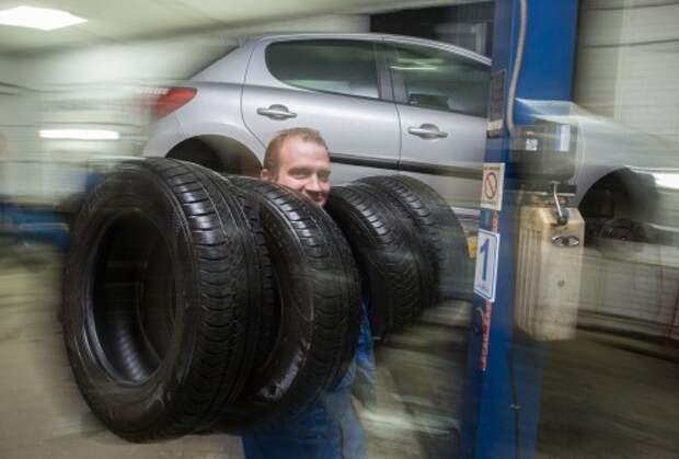 Самый дешевый шиномонтаж — в Омске, самый дорогой — в Москве