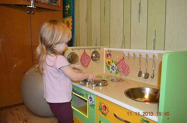 Кухня из тумбочки (Diy)