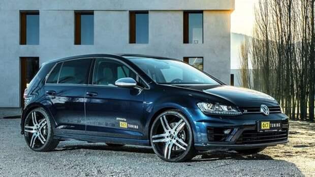 Экстремальный Volkswagen Golf поведает о переселении душ
