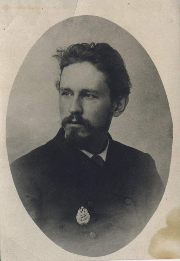 Фотограф-бытописатель Петр Целебровский