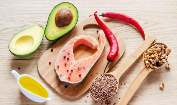 полезные жиры и вредные