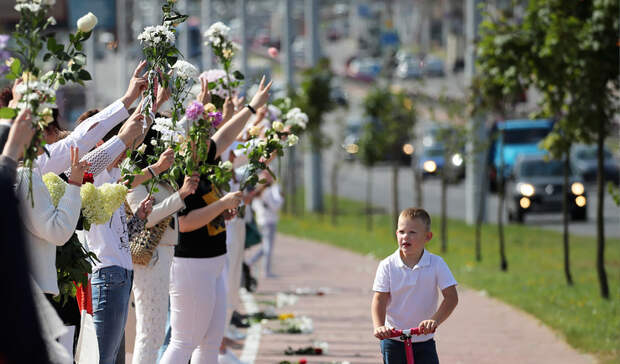 ВБелоруссии возбудили сотни дел обучастии детей впротестах