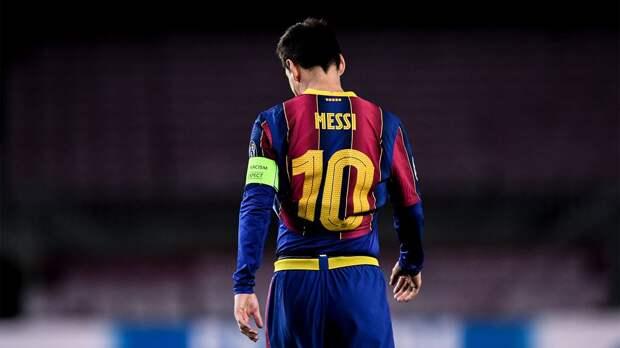 Ривалдо: «Барселона» совершила ошибку, не продав Месси. Теперь его уход неизбежен»