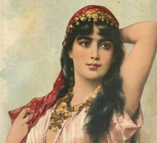 Дух жены египетского фараона