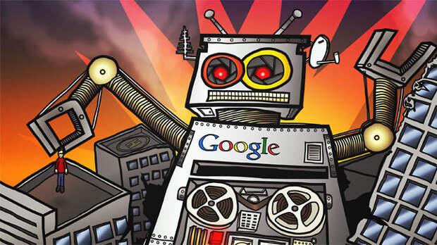 Google приобрела производителя военных роботов
