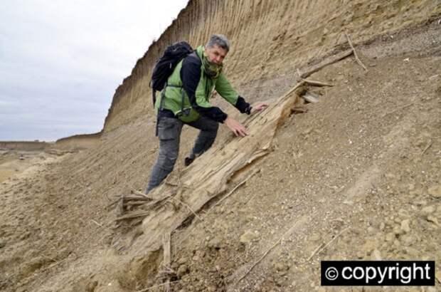 Найден флот возрастом 70 тысяч лет