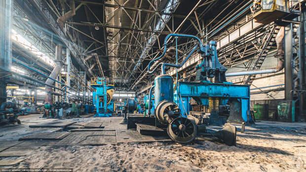 Товарищ спросил: «Что, вообще, хорошего, было на советских заводах?» — объяснил с примерами