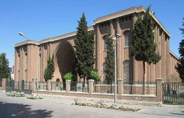 Ирану удалось вернуть из США свои древние артефакты