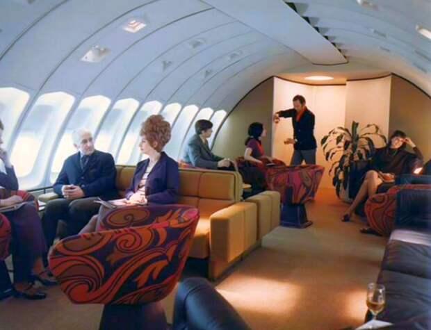 Queen of the Skies - 50. Boeing-747, он же Джамбо