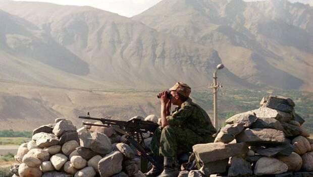 Подвиг 12-й погранзаставы на таджикско-афганской границе