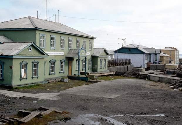 Диксон: 10 фактов о САМОМ северном поселке России