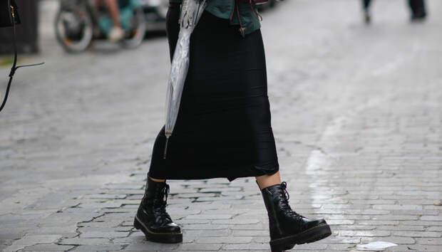 Модные ботинки на шнуровке, которым не страшны любые погодные условия